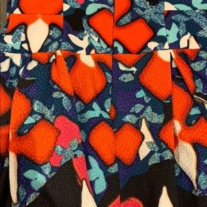 Peter Pilotto for Target Dresses - Patterned strapless dress